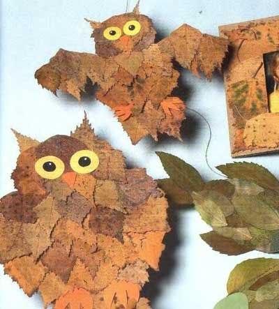 Поделка из шишек на тему осень картинки