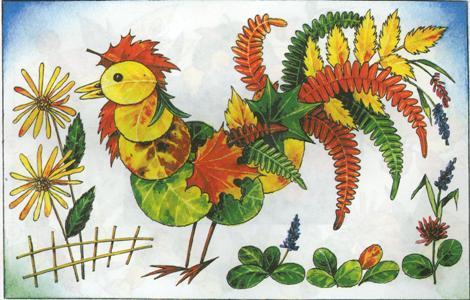 Поделки и идеи на тему осень осенние