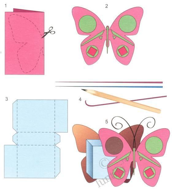 Подделки из бумаги своими руками и с инструкция